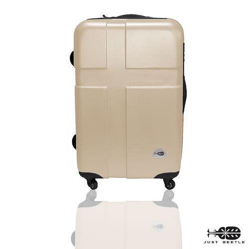 Just Beetle 愛琴海系列ABS輕硬殼行李箱28吋
