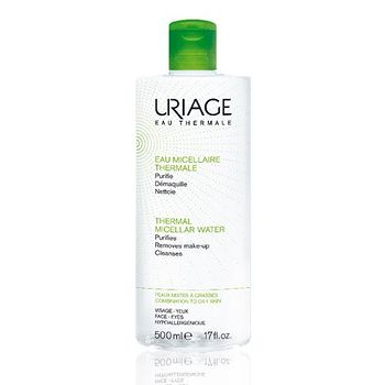 Uriage 含氧舒活潔膚露(油肌) 500ml