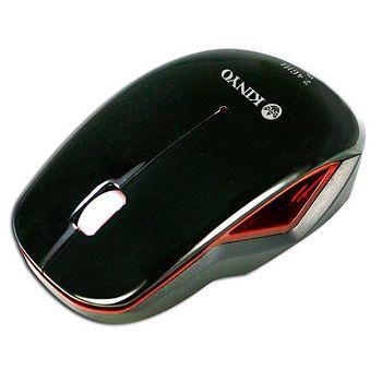 KINYO 2.4G 無線藍光滑鼠 GKM-791