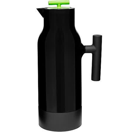 《SAGAFORM》雙蓋真空保溫壺(黑)
