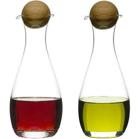 《SAGAFORM》橡木球油醋罐組