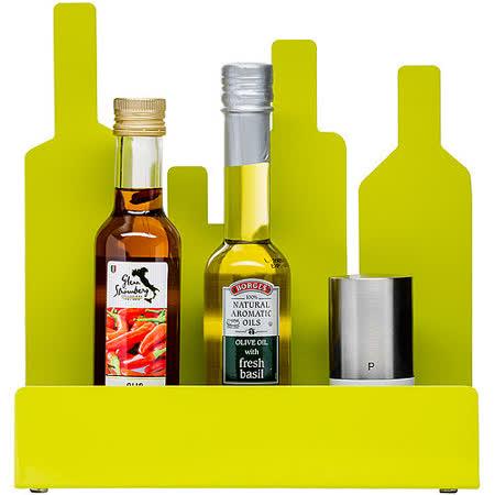 《SAGAFORM》剪影瓶罐置物架(綠)