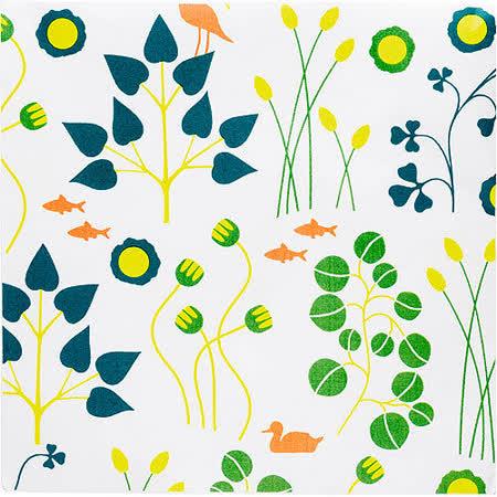 《SAGAFORM》餐巾紙(花園)