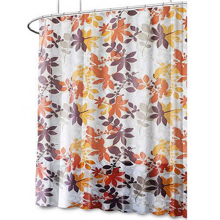 《SPLASH》Floralie楓紅浴簾