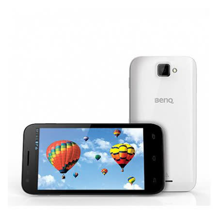 BenQ F4 4.5吋雙核LTE極速玩樂智慧機