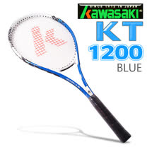 Kawasaki KT1200 Blue 專業鋁合金網球拍