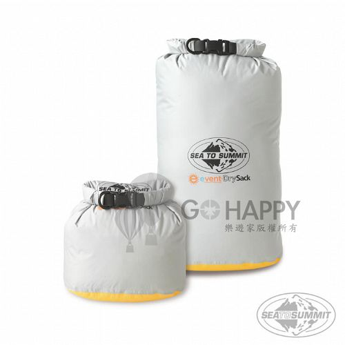 SEATOSUMMIT 3L EVAC 透氣防水收納袋^(灰色^)