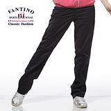 【FANTINO】法式時尚休閒長褲(黑) 173307