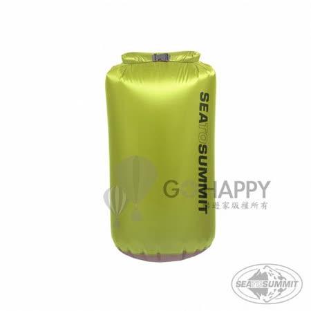 SEATOSUMMIT 2L 超輕量矽膠防水收納袋(綠色)