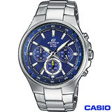 【CASIO】EDIFICE金屬系列 絕命酷光男錶(EF-562D-2A)