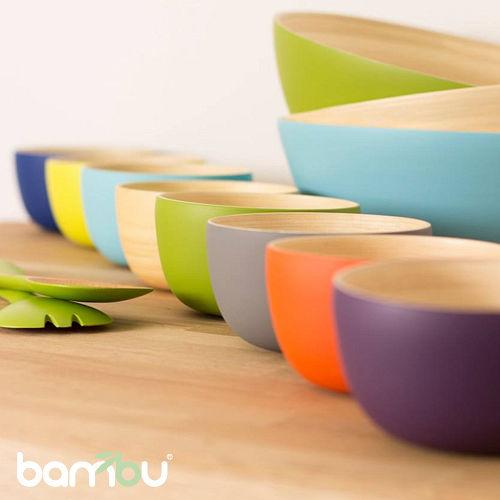 ~Bambu~竹風迷你小圓碗 ~ 歡聚四件組