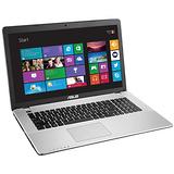 ASUS X750JN i5-4200 17吋 NV840 大視界筆電-升級8G加送卡巴斯基防毒軟體+筆電周邊七好禮