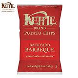 【Kettle】美國K董洋芋片-BBQ (142gx15入/箱)