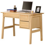 HAPPYHOME 達拉3.3尺實木書桌335-1