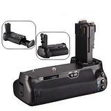 【加送LP-E6 鋰電池】Canon EOS 60D 電池手把~相容原廠BG-E9電池手把