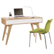 HAPPYHOME 羅德尼4尺桌椅組339b-3
