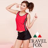 【TravelFox 旅狐】 SPA專用三件式泳衣C9706