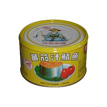 同榮番茄汁鯖魚(黃罐)230g*3罐
