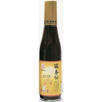 瑞春醬油黑豆油膏420ml
