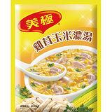 《美極》雞茸磨菇玉米濃湯2入