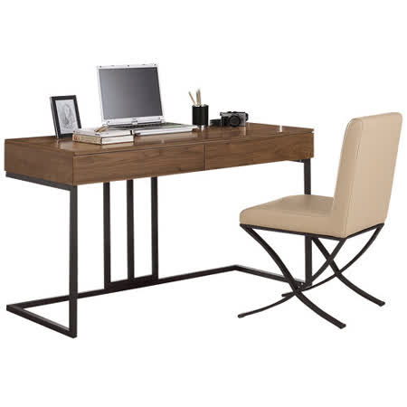 HAPPYHOME 艾德斯4尺桌椅組342-5
