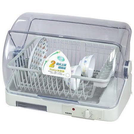 【名象】桌上型溫風乾燥烘碗機 TT-865