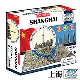 4D 立體城市拼圖 - 上海1100+