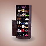 愛麗娜雙門八層鞋櫃