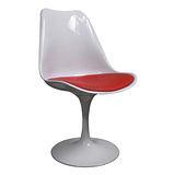 【空間生活】蓓蕾斯餐椅(紅墊)