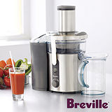 『Breville』☆ 鉑富 鮮純蔬果現榨機 BJE500T
