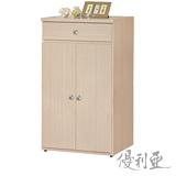 【優利亞-普羅雅緻】2尺鞋櫃(2色)