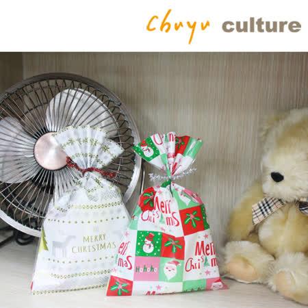 珠友 GB-10043 耶誕糖果禮物袋/包裝袋/8入(中)