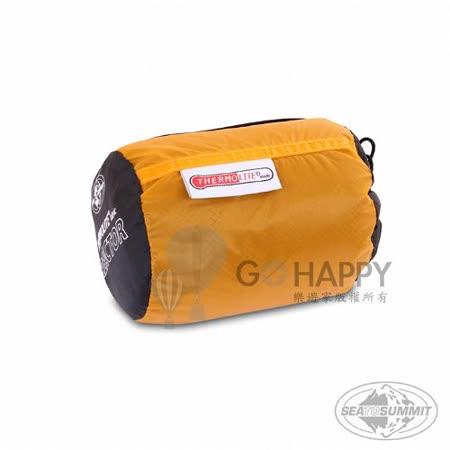 SEATOSUMMIT 單人保暖睡袋內套(+8度保暖)(黑色)