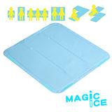 【Magic Ice】多功能魔術拼接凝膠冰涼墊