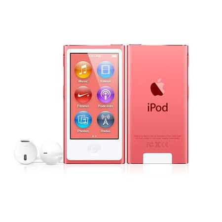 Apple iPod nano 16GB 全新版 (粉紅色) _ 台灣公司貨
