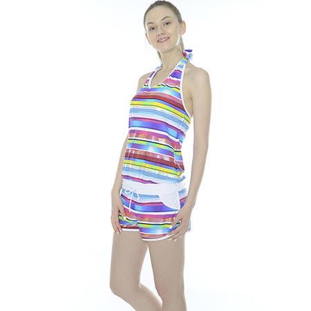 【Bich Loan】珍艷二件式泳裝附泳帽加贈白人旅遊組13007302