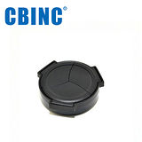 CBINC 自動鏡頭蓋 For OLYMPUS XZ1/XZ2/CASIO EX10 (黑)