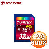 Transcend 創見 32G SDHC (CL10) UHS-I 600x 記憶卡