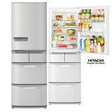 HITACHI日立415公升超一級節能變頻五門冰箱RS42DMJ