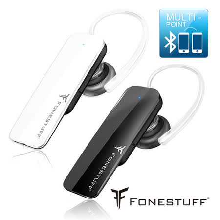 Fonestuff瘋金剛 一對二高話質藍芽耳機FB002