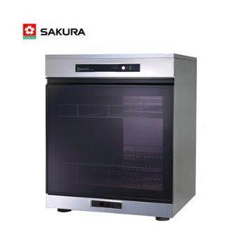 櫻花 Q-7590AL落地式烘碗機 不鏽鋼-60CM