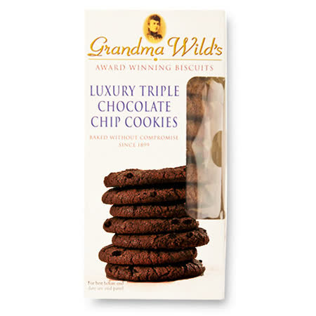 Grandma Wild's英國懷茲奶奶巧克力酥餅150g