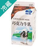 福樂巧克力牛乳385ml/瓶