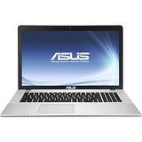 ASUS X751MD 17.3吋 N3530  NV820 1G獨顯大視界效能筆電-黑(X751MD-0041AN3530) -加送原廠網路線+亮采滑鼠墊