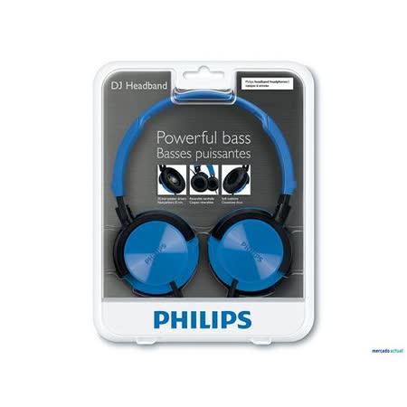 PHILIPS 飛利浦 SHL3000BL  (藍) 頭戴式耳機