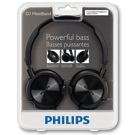 PHILIPS 飛利浦 SHL3000  (黑) 頭戴式耳機