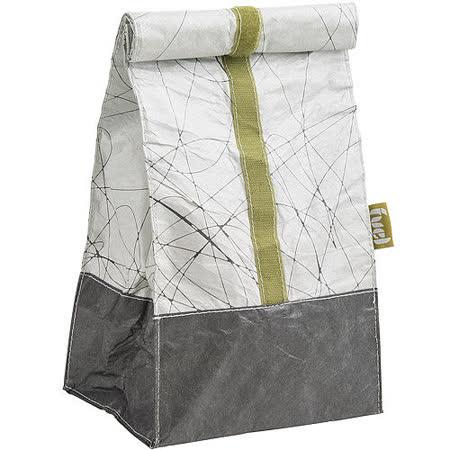《FUEL》鋁箔保溫袋(塗鴉白)