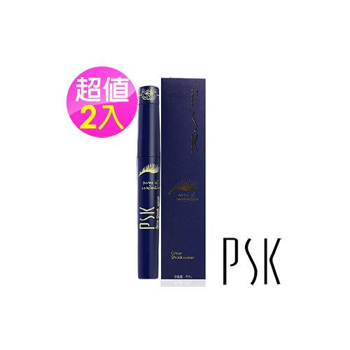PSK寶絲汀 彩妝系列 隨心百變睫毛膏 2入組 (7g)