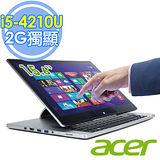 Acer R7-572G 15.6吋 i5-4210U GTX850M 2G獨顯 Win8.1強效筆電–送收納箱+acer無線滑鼠