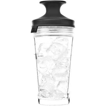 《VACU VIN》POP 過濾調酒杯(黑350ml)